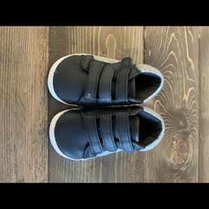 Trendy infant high tops
